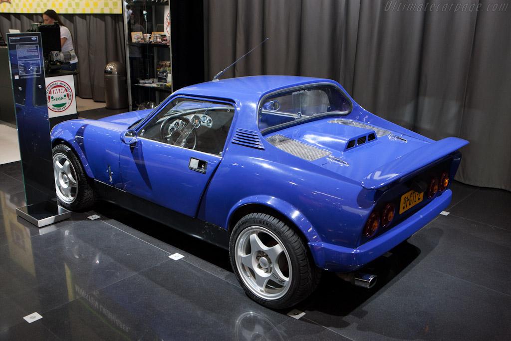 Mini GTM Coupe    - 2012 Techno Classica