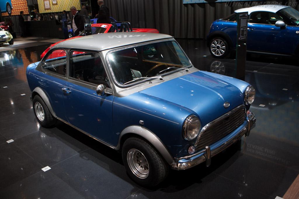 Mini GTO    - 2012 Techno Classica