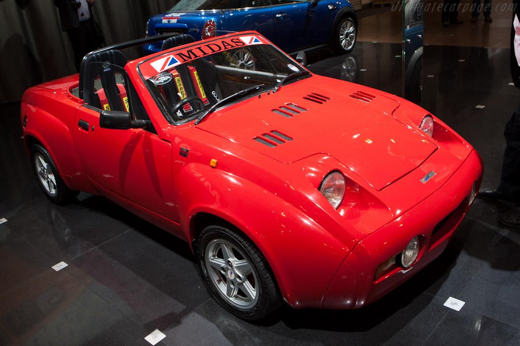 Mini Midas    - 2012 Techno Classica