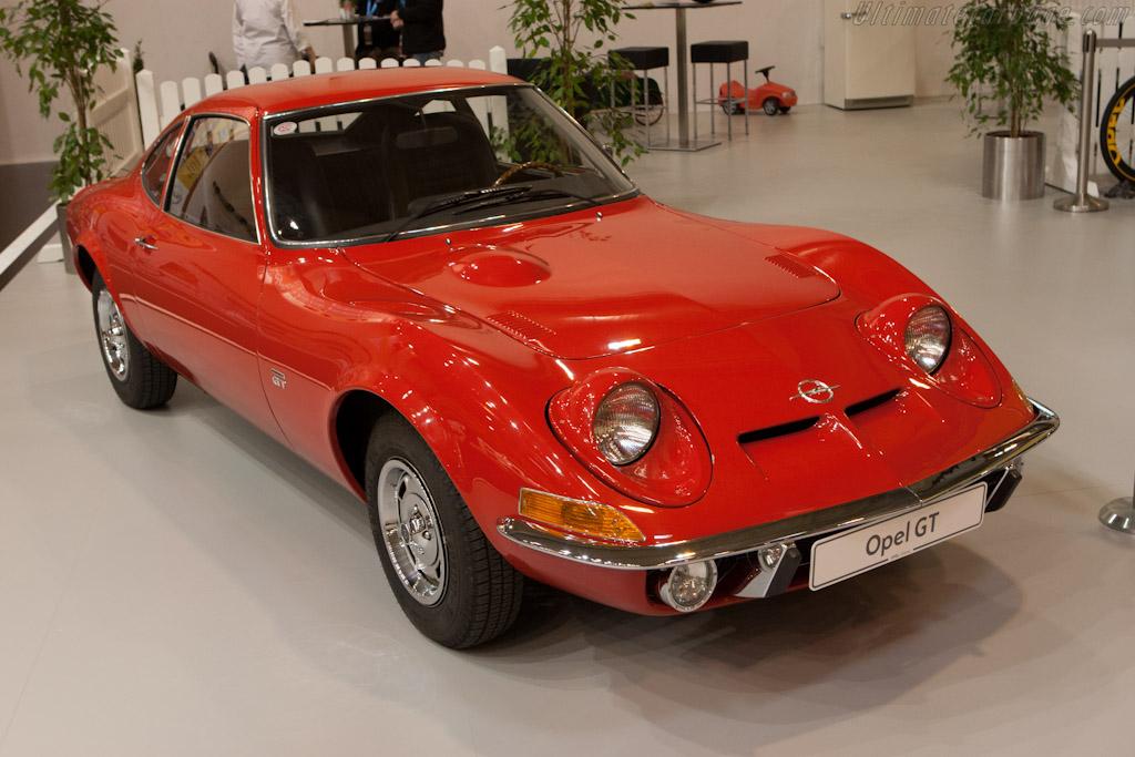 Opel GT    - 2012 Techno Classica