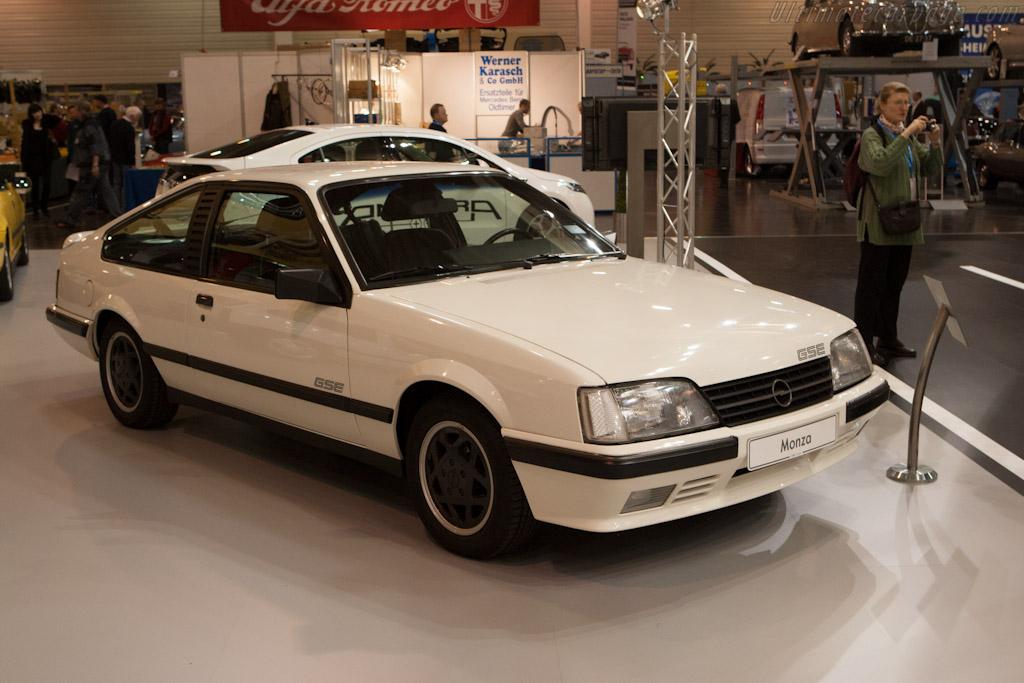 Opel Monza GSE    - 2012 Techno Classica