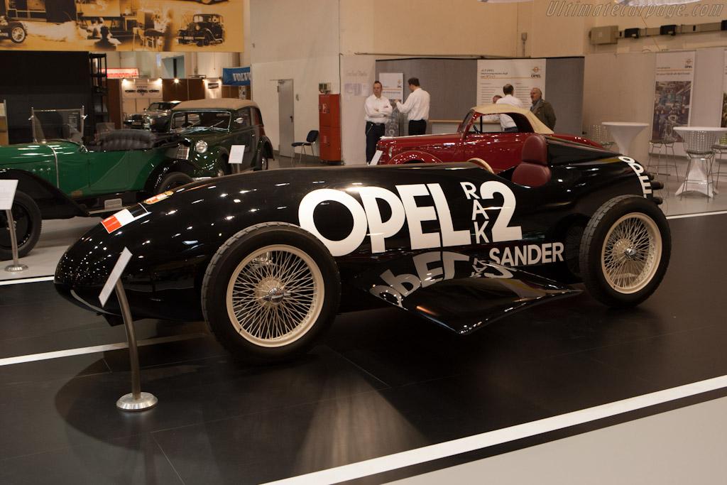 Opel Rak 2    - 2012 Techno Classica
