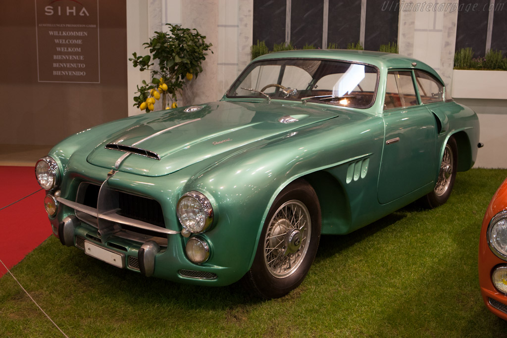 Pegaso Z102 - Chassis: 0102.153.0106   - 2012 Techno Classica