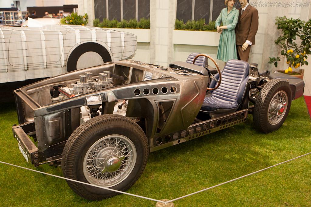 Pegaso Z102 - Chassis: 0102.150.0101   - 2012 Techno Classica