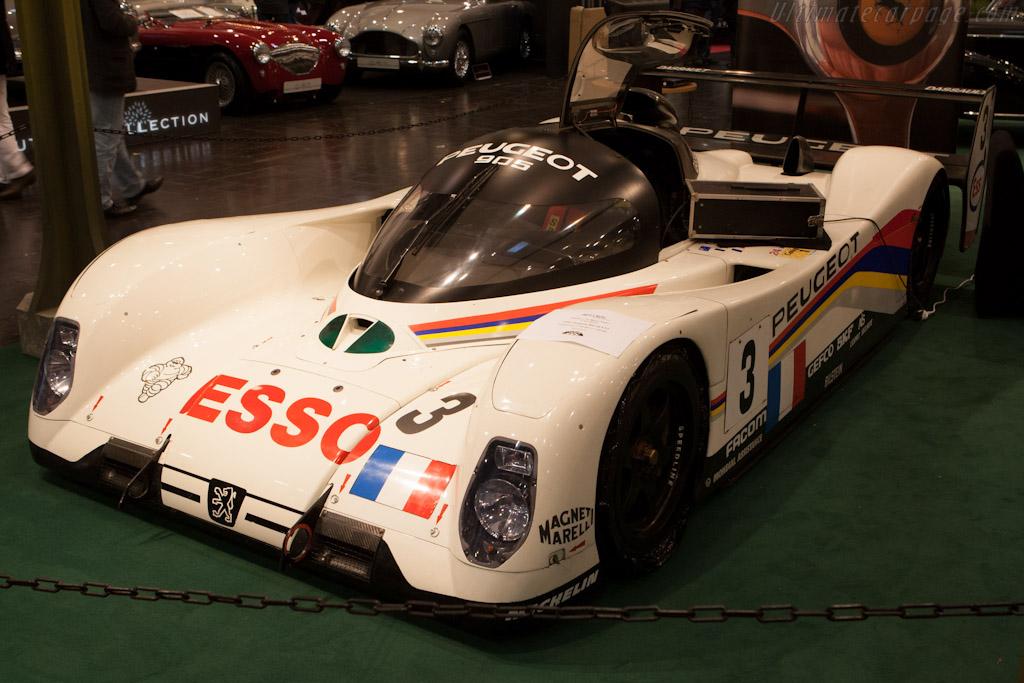 Peugeot 905 Evo - Chassis: EV12   - 2012 Techno Classica