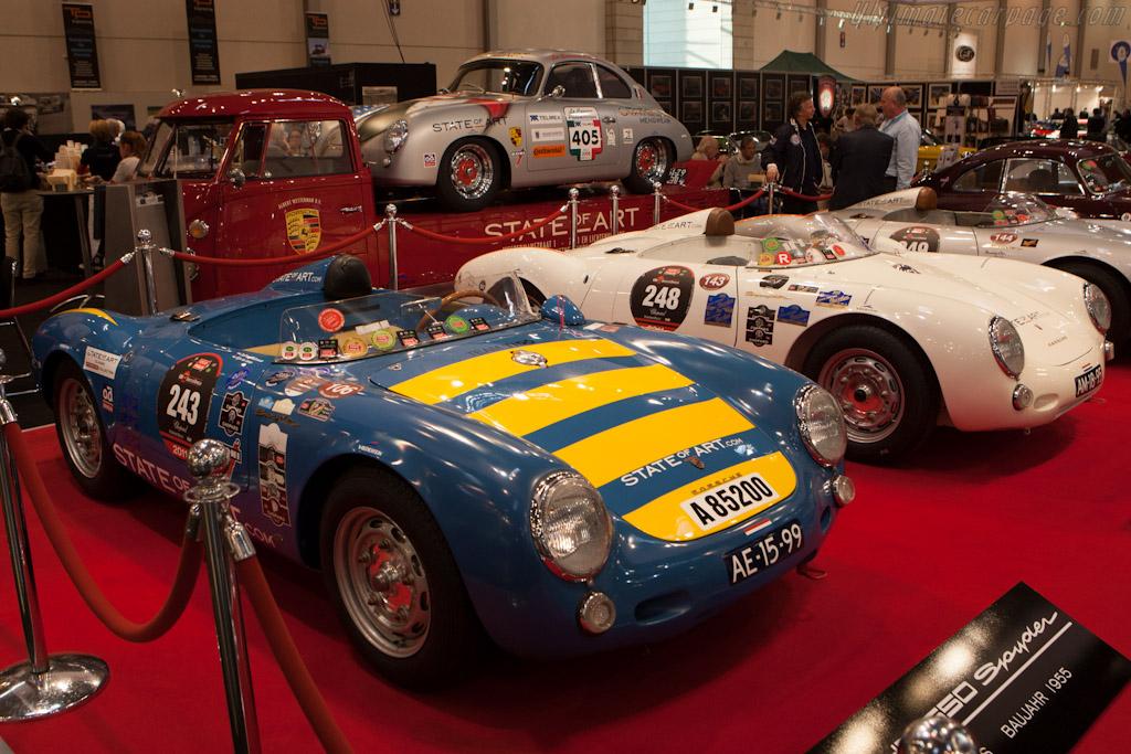 Porsche 550 - Chassis: 550-0045   - 2012 Techno Classica