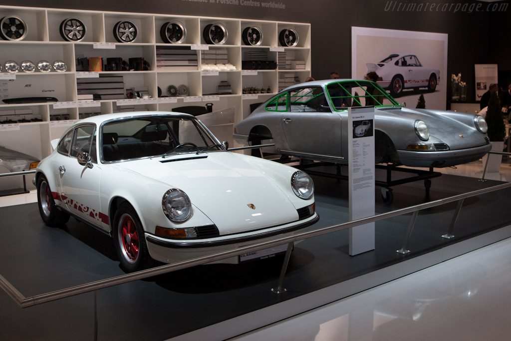 Porsche 911 Carrera RS 2.7    - 2012 Techno Classica