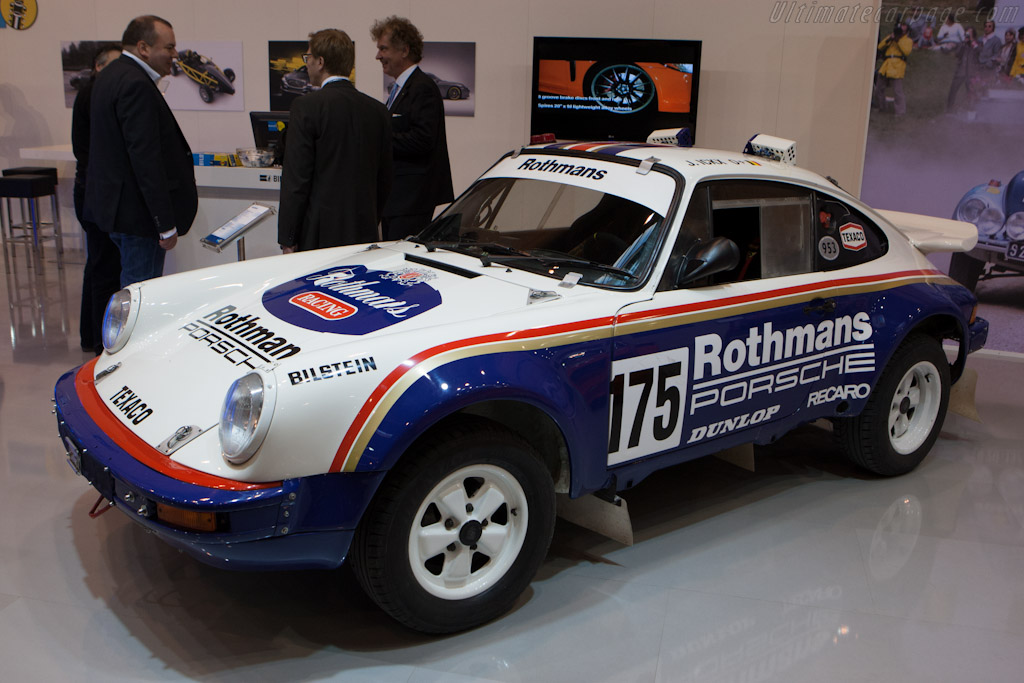 Porsche 911 Dakar    - 2012 Techno Classica