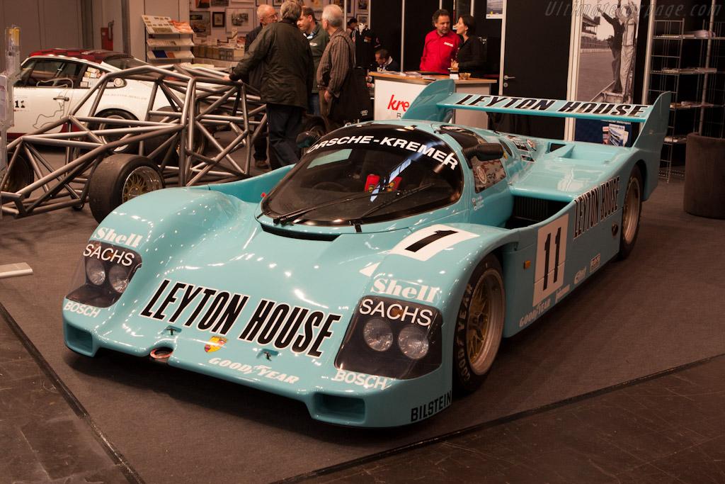 Porsche Kremer 962K6    - 2012 Techno Classica