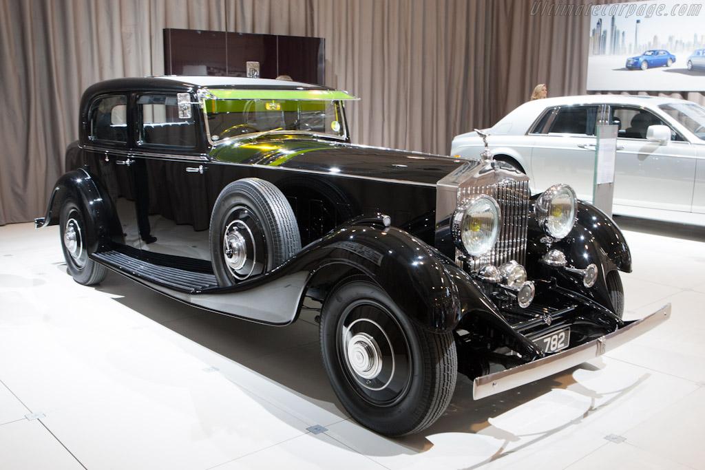 Rolls-Royce Phantom II Continental    - 2012 Techno Classica