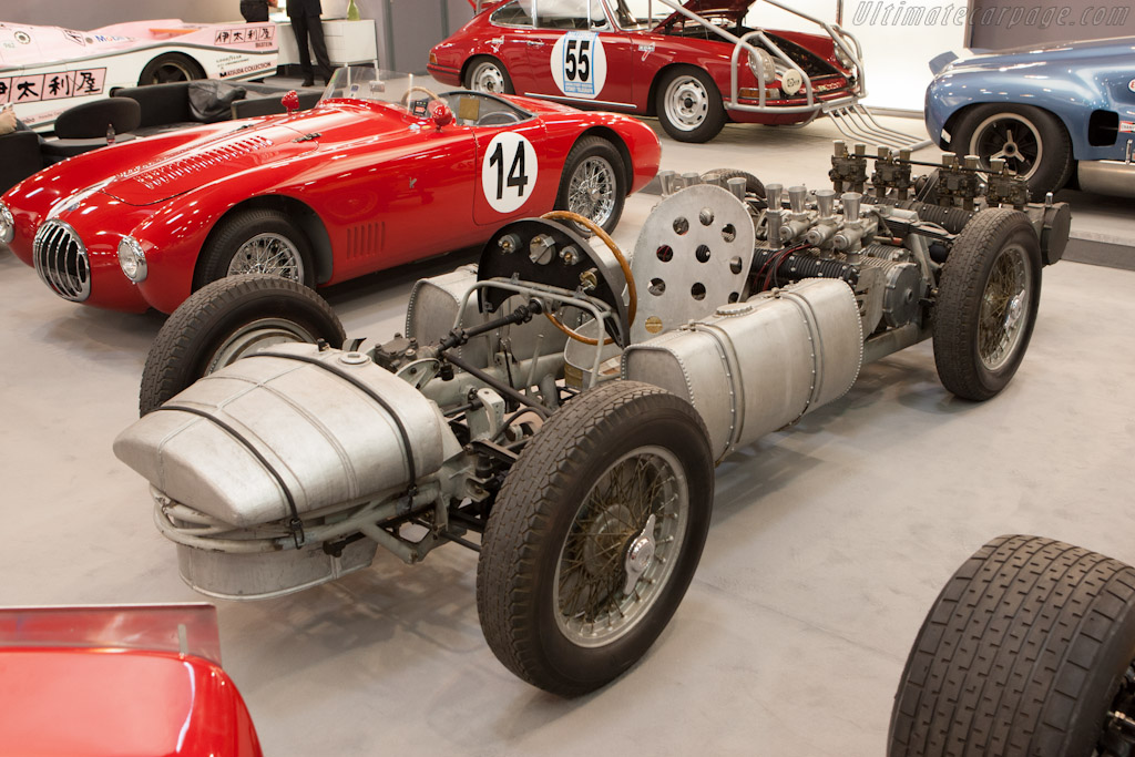 Ruggeri Grand Prix   - 2012 Techno Classica