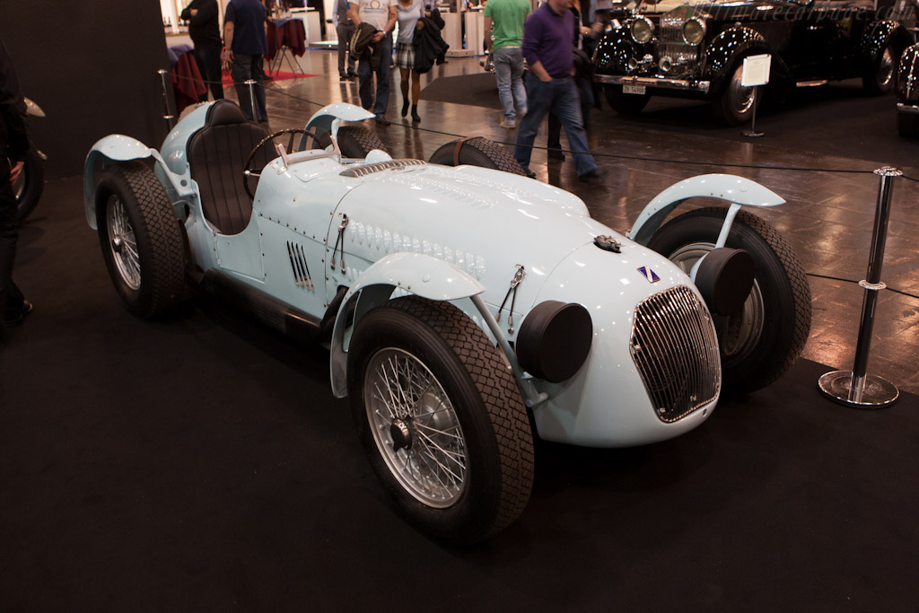 Talbot Lago Monoplace Decalee - Chassis: 90130   - 2012 Techno Classica