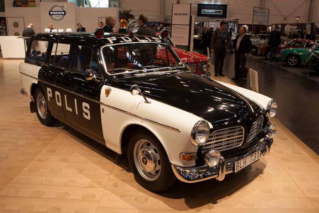 Volvo Amazon Estate    - 2012 Techno Classica