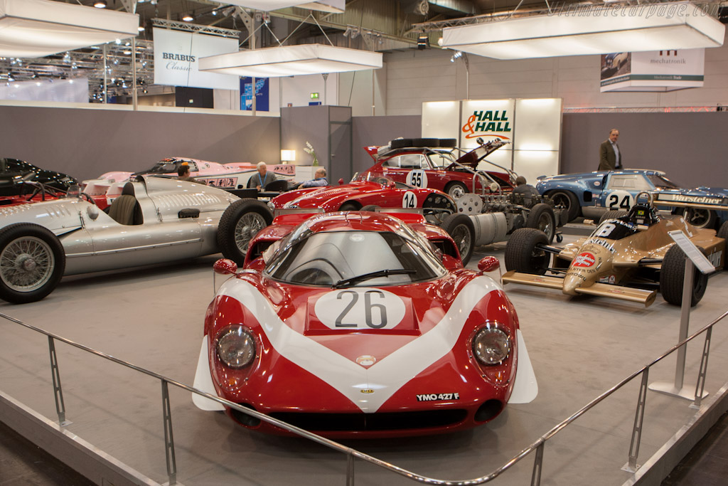 Welcome to Essen    - 2012 Techno Classica