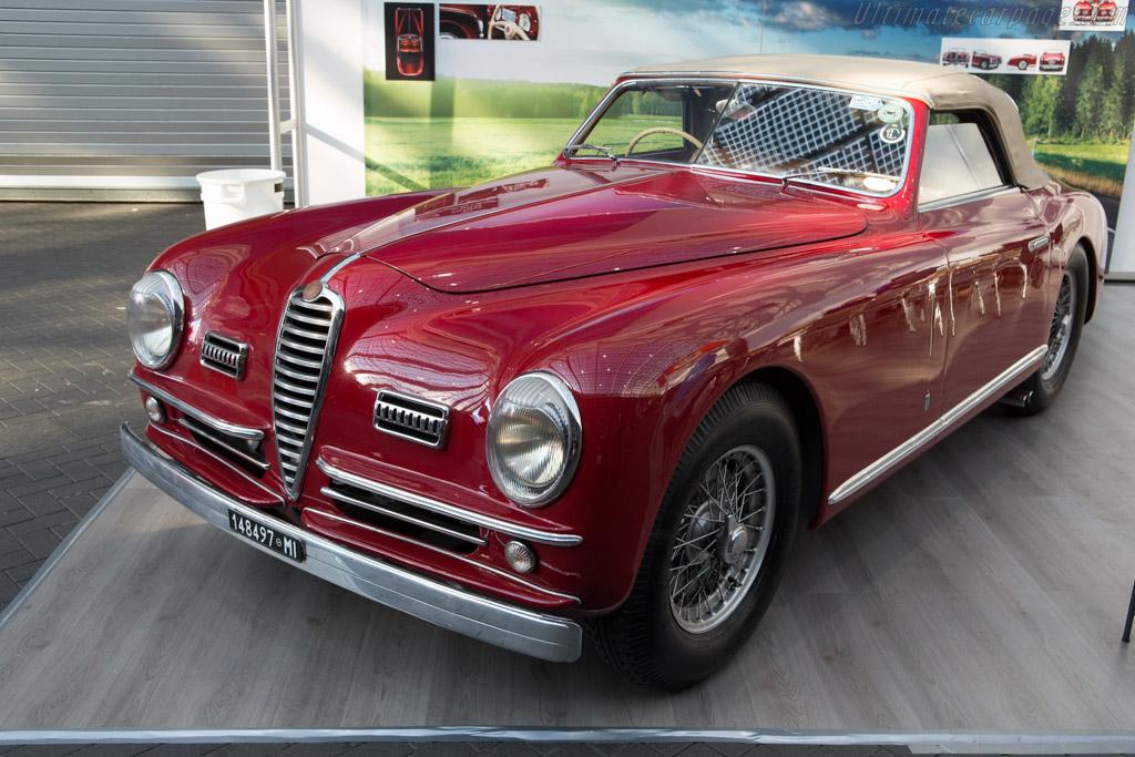 Alfa Romeo 6C 2500 SS Pinin Farina Cabriolet    - 2014 Techno Classica