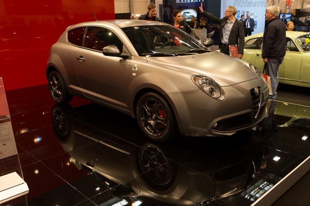 Alfa Romeo MiTo QV    - 2014 Techno Classica