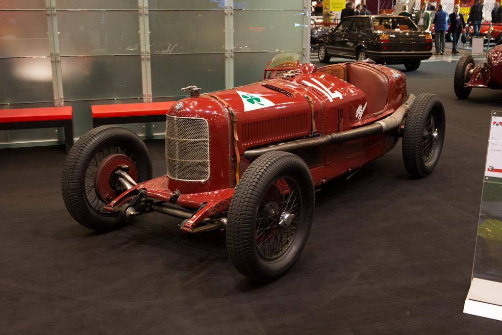 Alfa Romeo P2 - Chassis: 0003  - 2014 Techno Classica