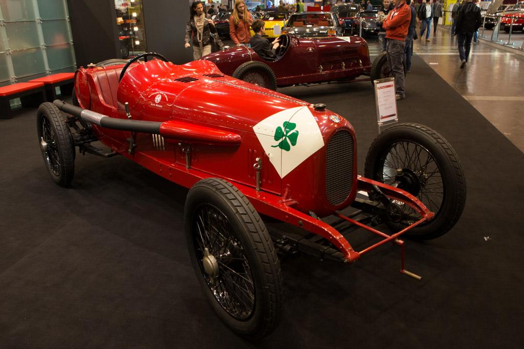 Alfa Romeo RL Targa Florio    - 2014 Techno Classica