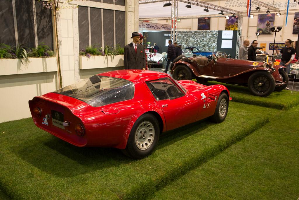 Alfa Romeo TZ2 - Chassis: AR750115   - 2014 Techno Classica