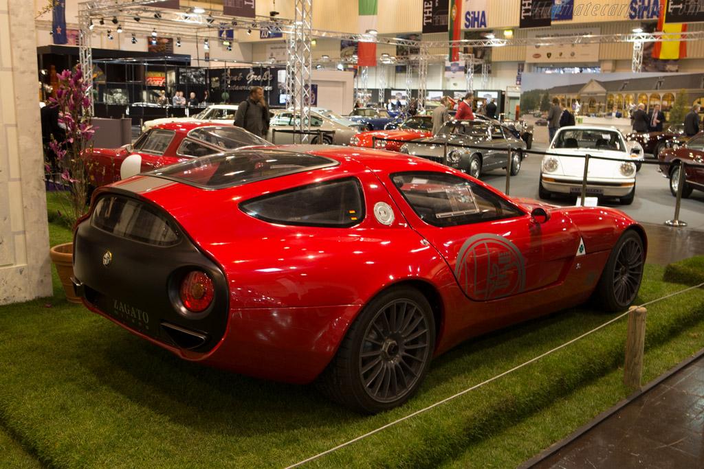 Alfa Romeo TZ3    - 2014 Techno Classica
