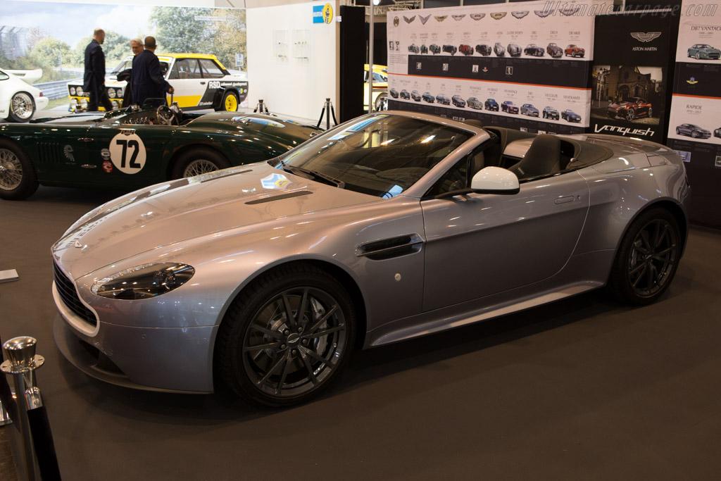 Aston Martin V8 Vantage N430 Roadster    - 2014 Techno Classica