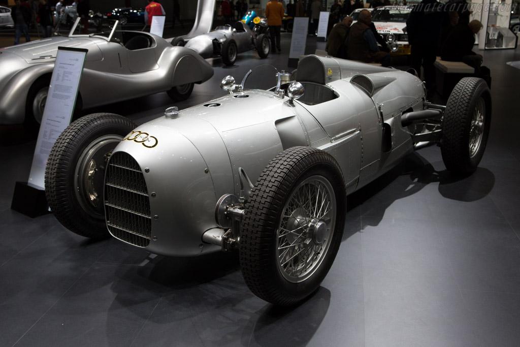 Auto Union Type A    - 2014 Techno Classica