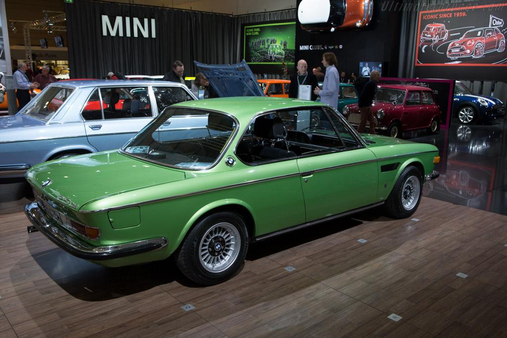 BMW 2.5 CS    - 2014 Techno Classica