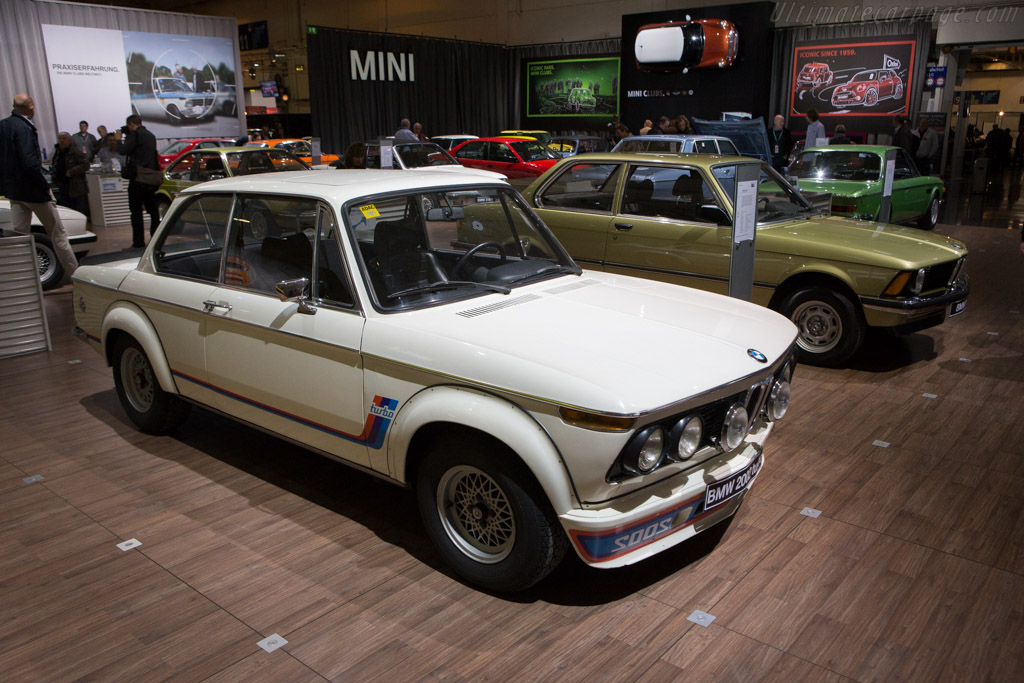 BMW 2002 Turbo    - 2014 Techno Classica