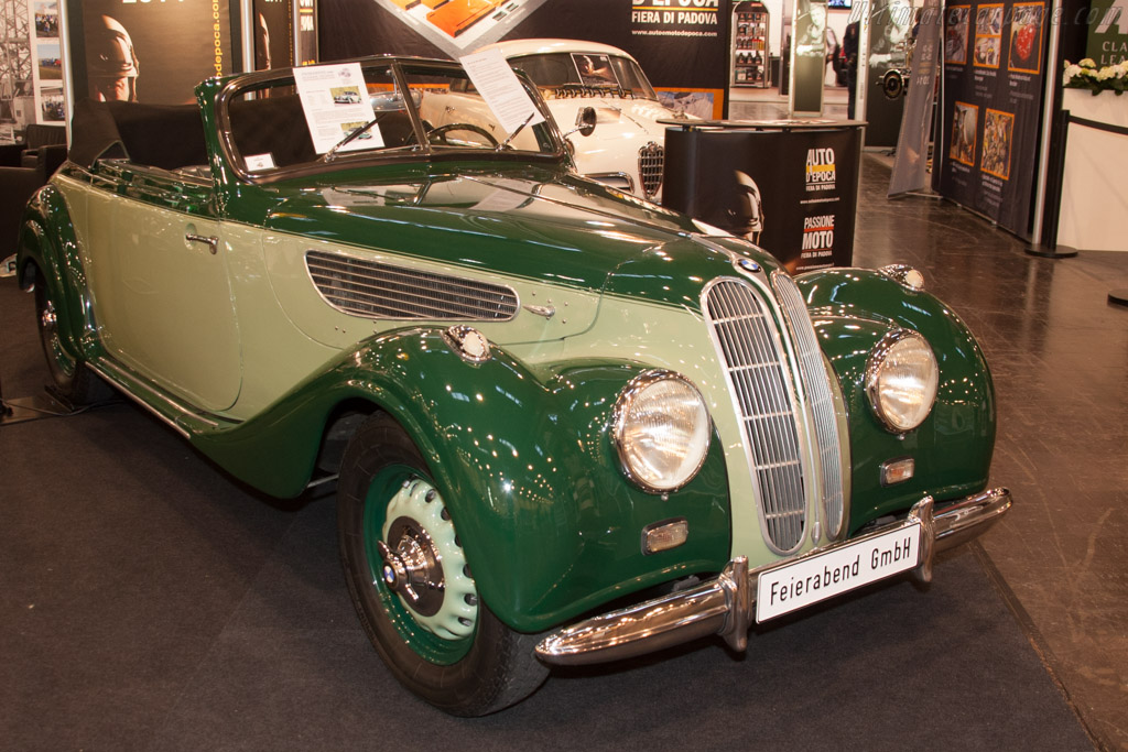 BMW 327/28 Cabriolet - Chassis: 74728   - 2014 Techno Classica