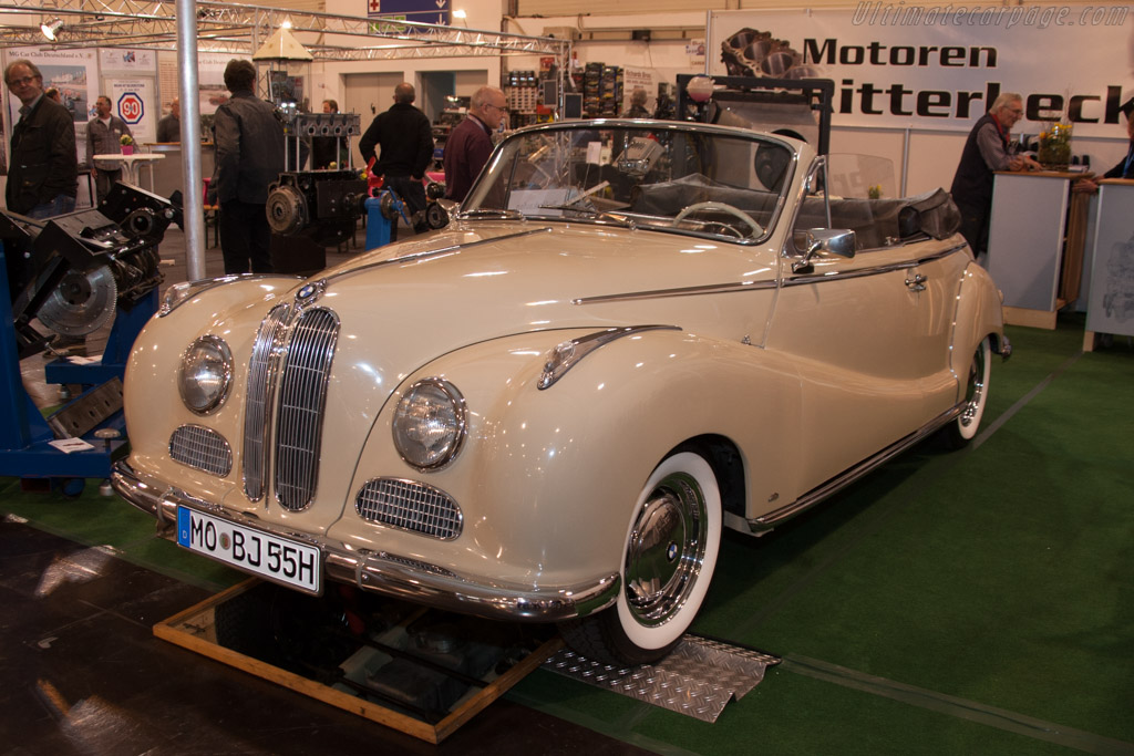 BMW 502 Cabriolet - Chassis: 65039   - 2014 Techno Classica