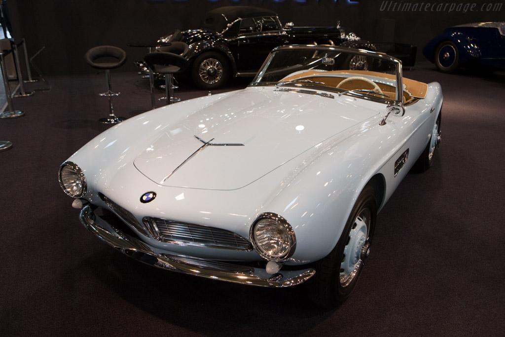 BMW 507   - 2014 Techno Classica