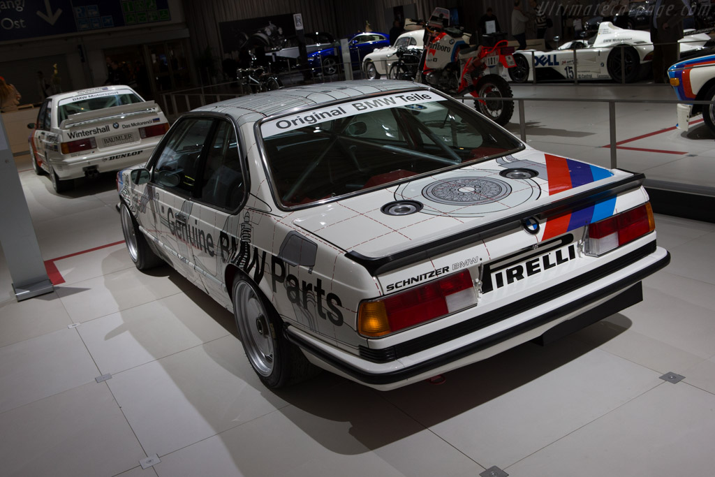 BMW 635CSi Group A - Chassis: E24 RA1-07   - 2014 Techno Classica