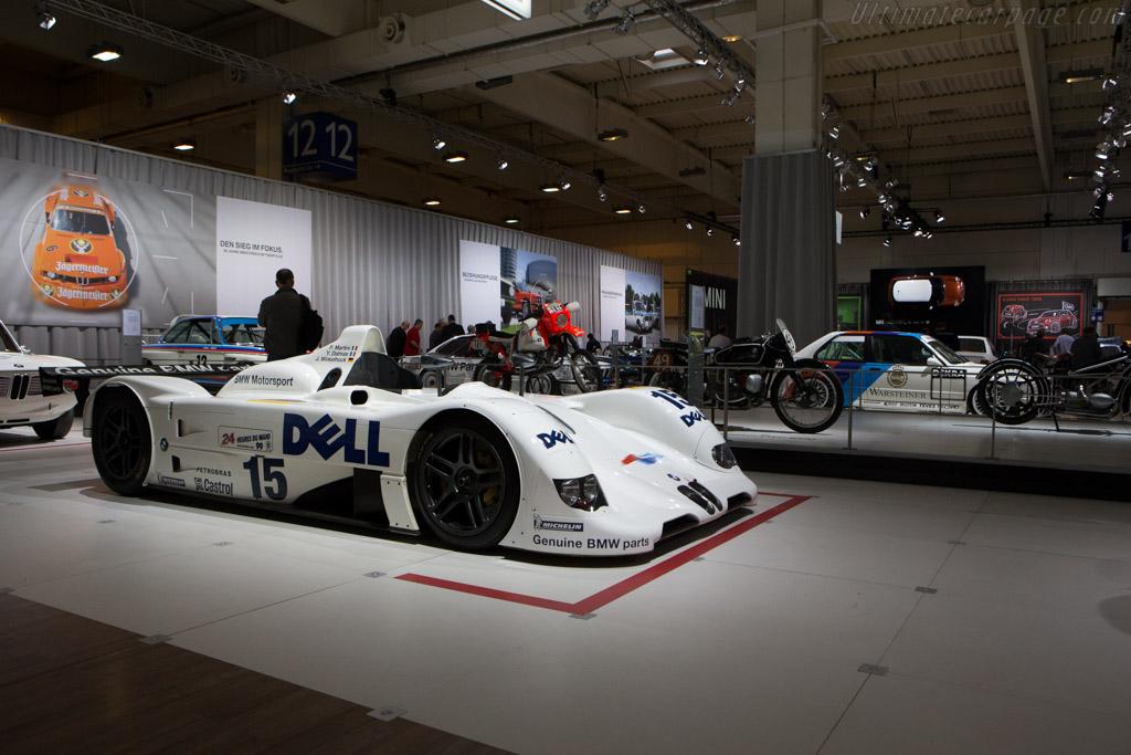 BMW V12 LMR - Chassis: 003/99   - 2014 Techno Classica