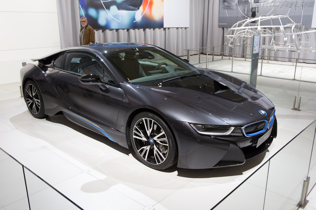 BMW i8    - 2014 Techno Classica