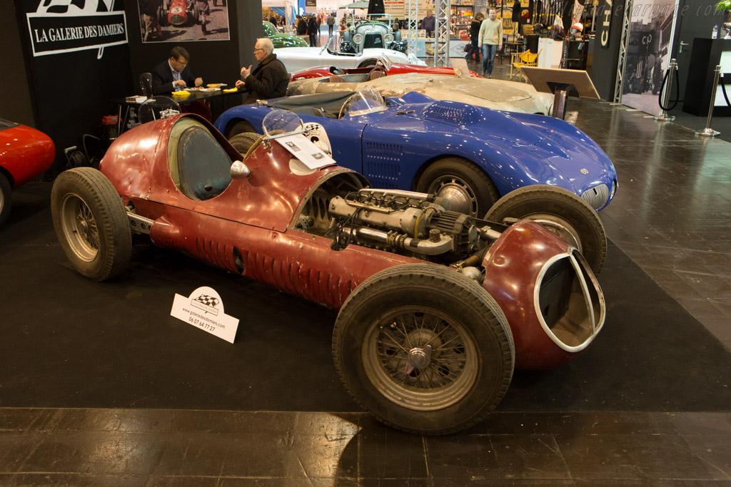 Baird-Griffin Maserati Special - Chassis: 1596   - 2014 Techno Classica