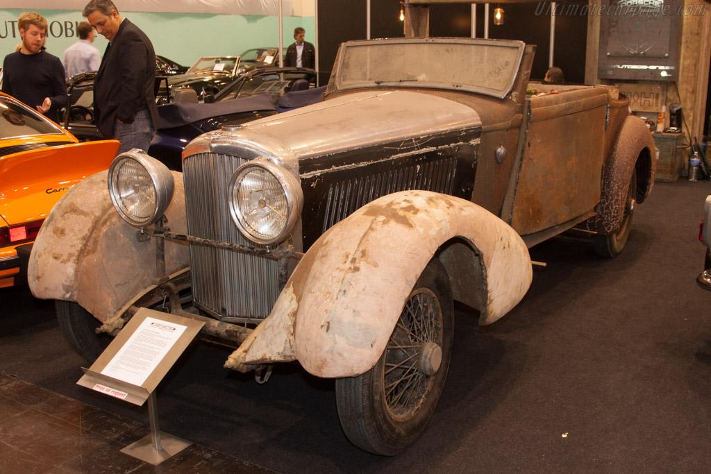 Bentley 3.5 Litre Vesters & Neirinck    - 2014 Techno Classica