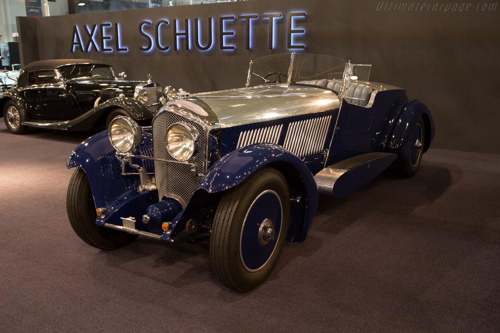 Bentley 6.5 Litre Barker Torpedo - Chassis: FA2524   - 2014 Techno Classica