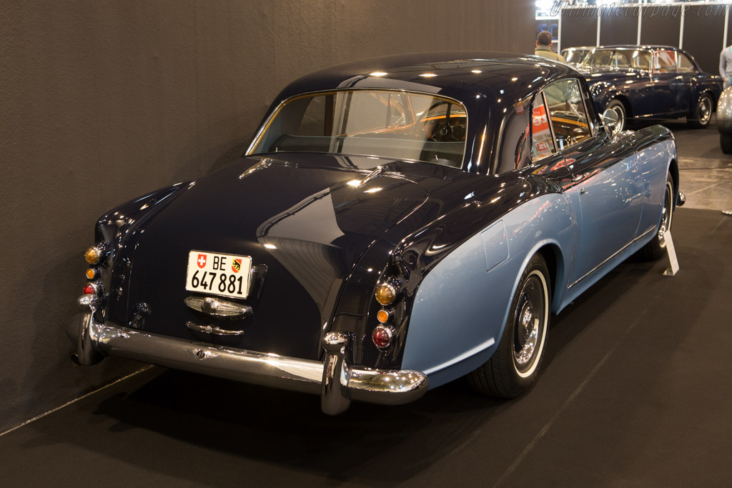 Bentley S1 Continental Park Ward Fixed Head Coupe - Chassis: BC29LAF   - 2014 Techno Classica