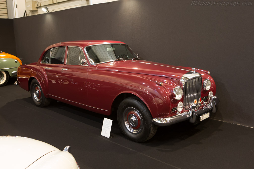 Bentley S2 Continental Mulliner Flying Spur - Chassis: BC73LBY   - 2014 Techno Classica