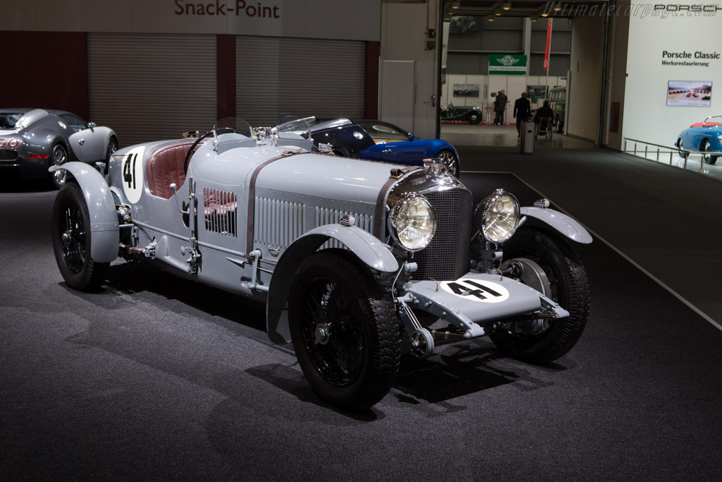 Bentley Speed Six Old No 1 - Chassis: LB2332   - 2014 Techno Classica
