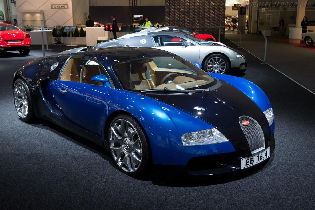 Bugatti 16/4 Veyron Co...