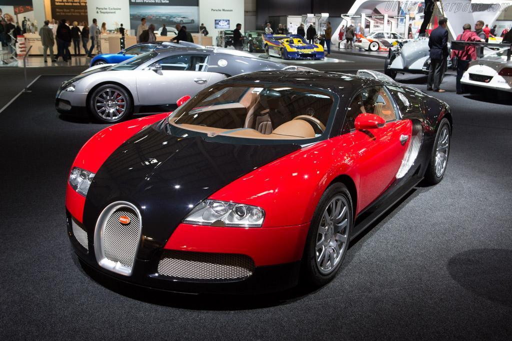 Bugatti 16.4 Veyron - Chassis: VF9SA15C68M795229   - 2014 Techno Classica