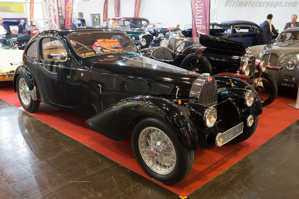 Bugatti Type 57 Guillore Coupe - Chassis: 57651   - 2014 Techno Classica