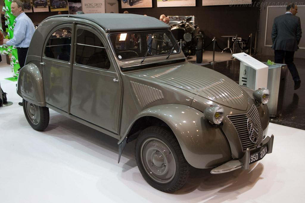 Citroën 2CV    - 2014 Techno Classica