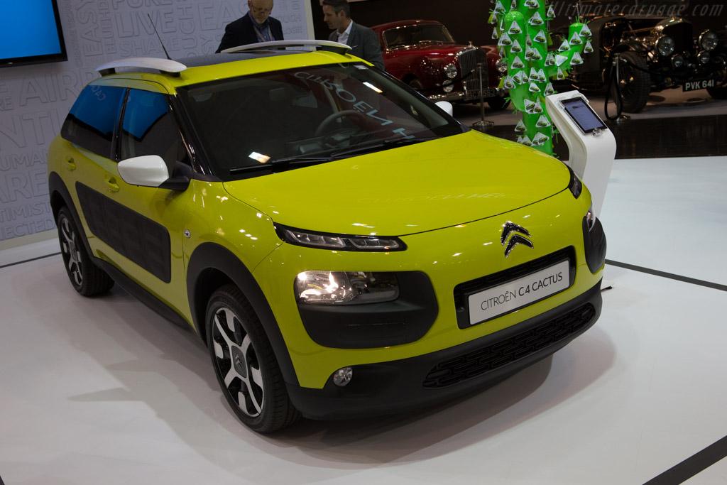 Citroën Cactus    - 2014 Techno Classica