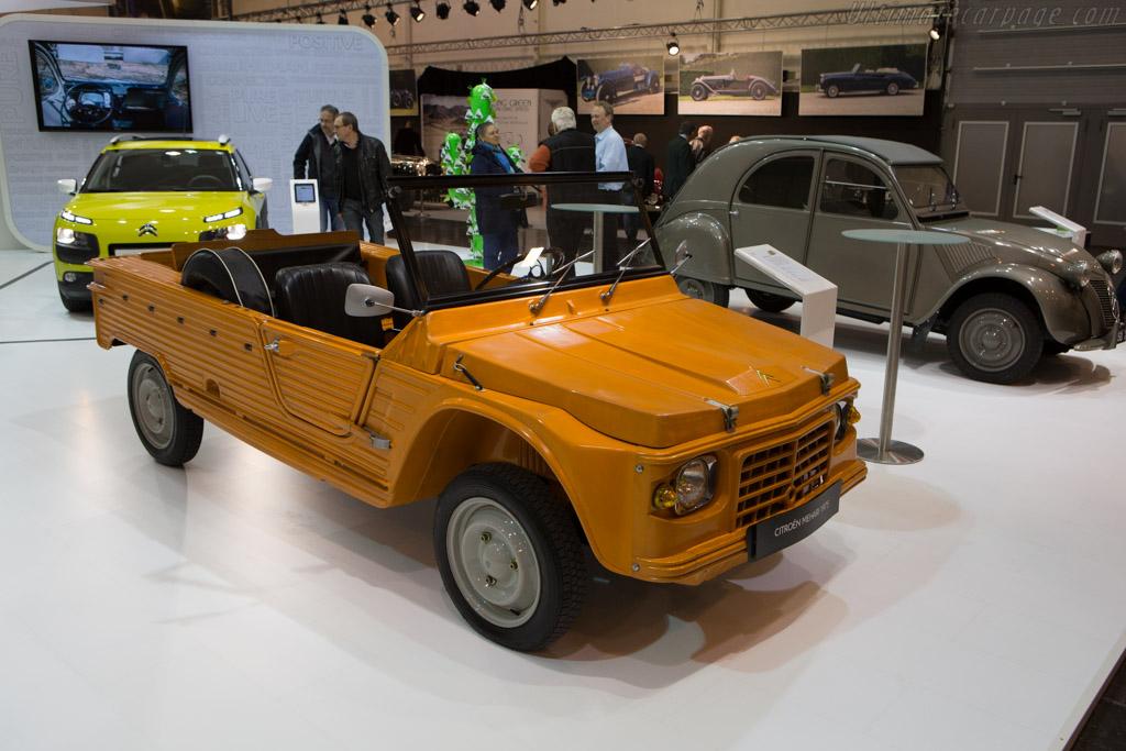 Citroën Mehari    - 2014 Techno Classica