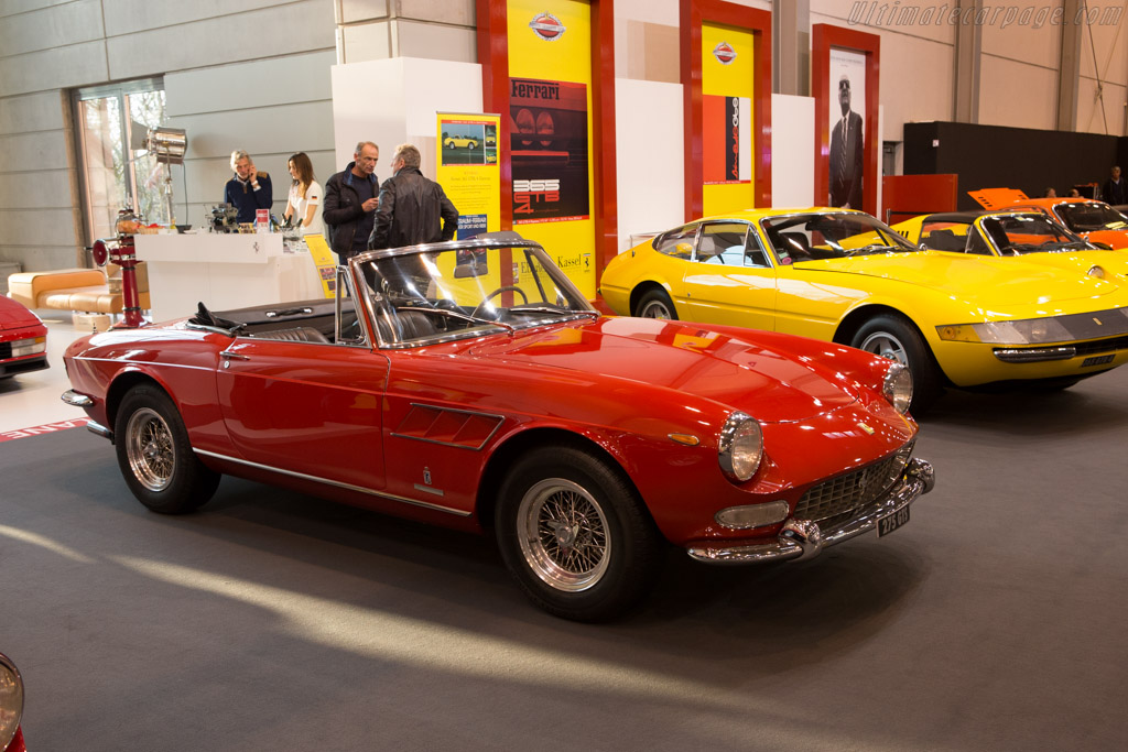 Ferrari 275 GTS - Chassis: 6865   - 2014 Techno Classica