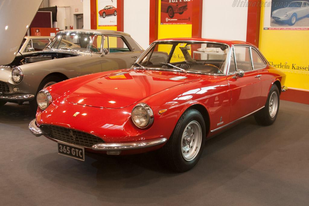 Ferrari 365 GTC - Chassis: 12019   - 2014 Techno Classica