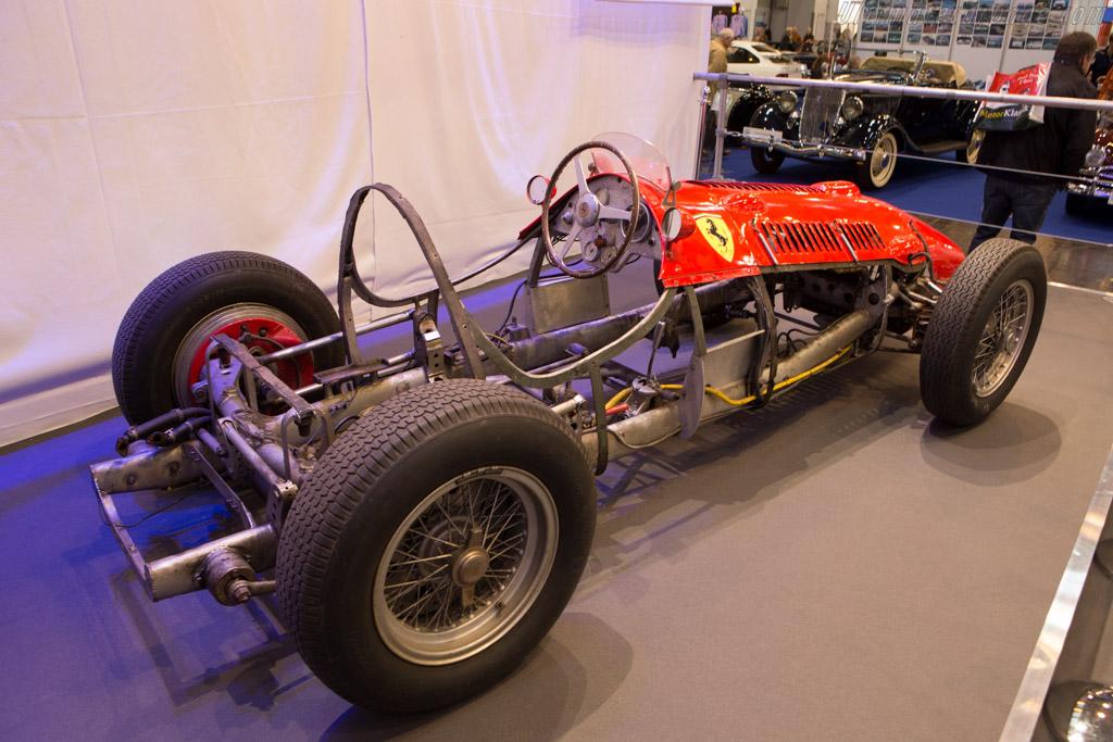 Ferrari 500 F2   - 2014 Techno Classica