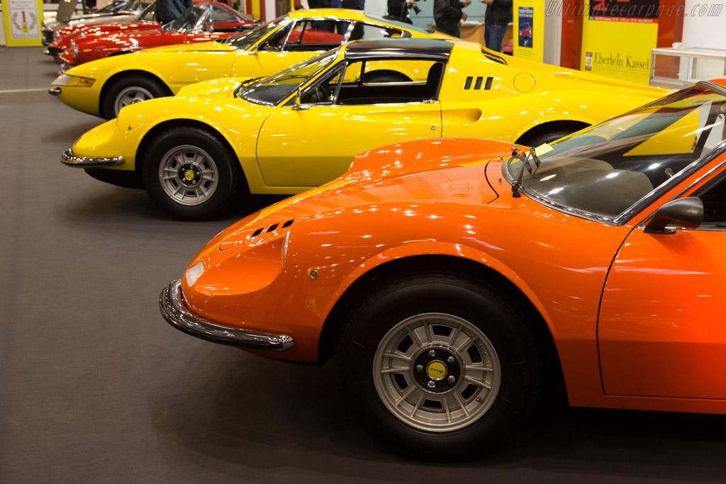 Ferrari Dino 246 GT    - 2014 Techno Classica
